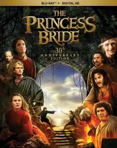 The Princess Bride: 30th Anniversary Edition – Blu-ray Edition