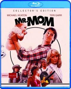 Mr. Mom: Collector's Edition – Blu-ray Edition