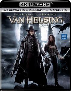 Van Helsing – 4K Blu-ray/Blu-ray Combo Edition