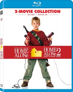Home Alone 2-Movie Collection – Blu-ray Edition