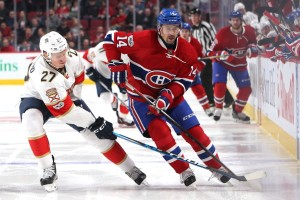 Montreal Canadiens vs. Florida Panthers @ Bell Centre – September 29, 2017