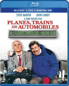Planes, Trains and Automobiles – Blu-ray/DVD Combo Edition