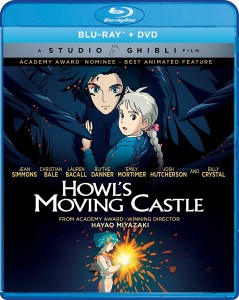 Howl's Moving Castle – Blu-ray/DVD Combo Edition