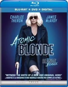 Atomic Blonde – Blu-ray/DVD Combo Edition