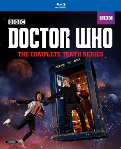 Doctor Who: The Complete Tenth Series – Blu-ray Edition