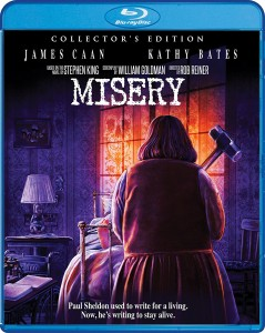 Misery: Collector's Edition – Blu-ray Edition