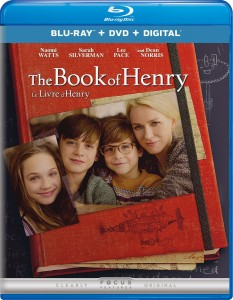 The Book of Henry – Blu-ray/DVD Combo Edition