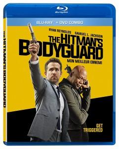 The Hitman's Bodyguard – Blu-ray/DVD Combo Edition