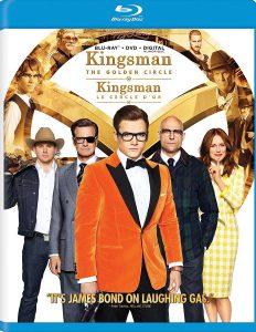 Kingsman: The Golden Circle – Blu-ray/DVD Combo Edition