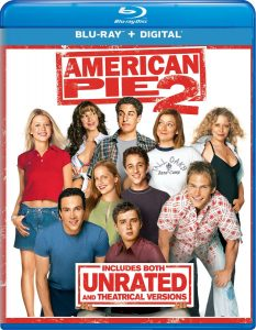 American Pie 2: Unrated – Blu-ray Edition
