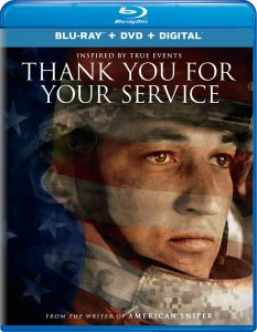 Thank You for Your Service – Blu-ray/DVD Combo Edition