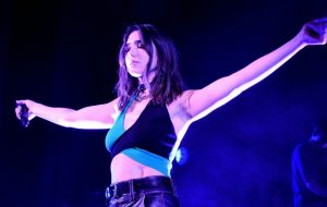English Singer, Model and Songwriter – Dua Lipa