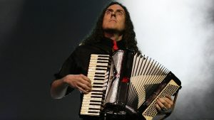 Two Left of Center Kind of Guys – Weird Al Yankovic and Emo Phillips