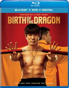 Birth of the Dragon – Blu-ray/DVD Combo Edition