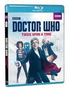Doctor Who: Twice Upon a Time – Blu-ray Edition
