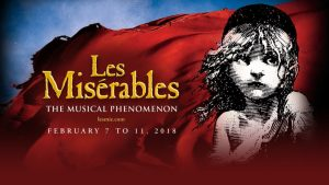 Inspired by the Paintings of Victor Hugo – Les Miserables