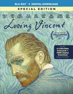 Loving Vincent – Blu-ray Edition