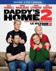 Daddy's Home 2 – Blu-ray/DVD Combo Edition