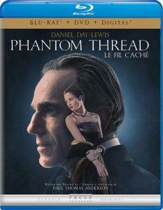 Phantom Thread – Blu-ray/DVD Combo Edition