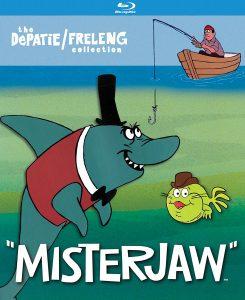 Misterjaw – Blu-ray Edition