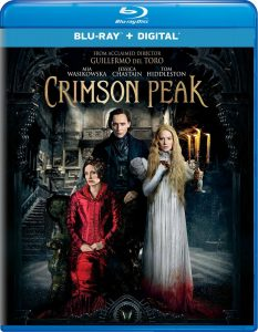 Crimson Peak – Blu-ray Edition