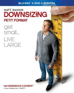 Downsizing – Blu-ray/DVD Combo Edition