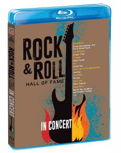 Rock & Roll Hall of Fame in Concert – Blu-ray Edition