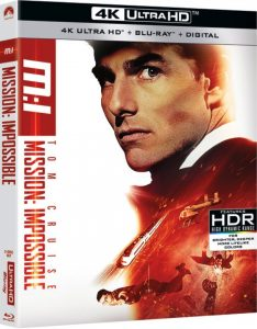 Mission: Impossible – 4K Ultra HD/Blu-ray Combo Edition