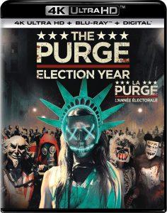 The Purge: Election Year – 4K Ultra HD/Blu-ray Combo Edition