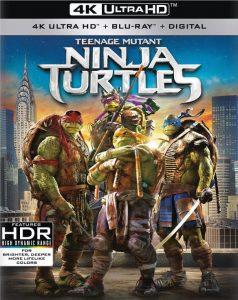 Teenage Mutant Ninja Turtles – 4K Ultra HD/Blu-ray Combo Edition