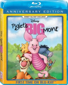 Piglet's Big Movie: Anniversary Edition – Blu-ray Edition