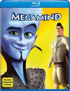 Megamind – Blu-ray Edition