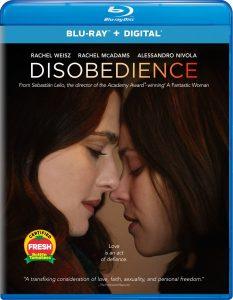 Disobedience – Blu-ray Edition