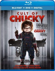 Cult of Chucky: Unrated – Blu-ray/DVD Combo Edition