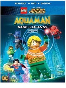 Aquaman: Rage of Atlantis – Blu-ray/DVD Combo Edition