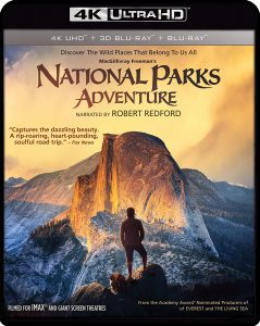 National Parks Adventure – 4K Ultra HD/3D Blu-ray/Blu-ray Combo Edition