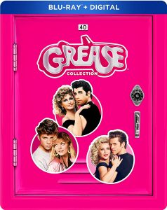 Grease: 3-Movie Collection – Blu-ray Edition