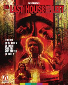 The Last House on the Left – Blu-ray Edition