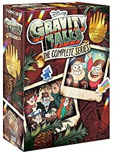 Gravity Falls: The Complete Series – Blu-ray Edition