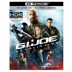 G.I. Joe Retaliation – 4K Ultra HD/Blu-ray Edition
