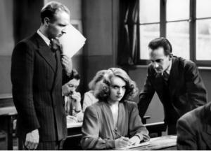 "Film Noir au Canal ""Le Corbeau"" by Henri-Georges Clouzot  Screening Sunday, July 29"