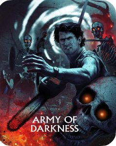 Army of Darkness – Limited Edition Steelbook – Blu-ray Edition