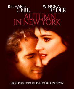 Autumn in New York – Blu-ray Edition