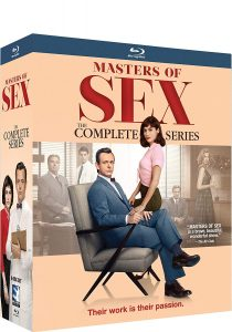 Masters of Sex: The Complete Series – Blu-ray Edition
