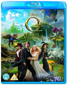 Oz the Great and Powerful – Blu-ray Edition