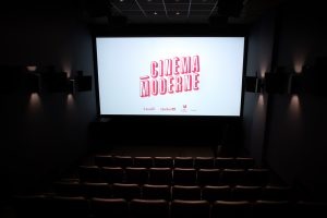 Opening of a New Independently Owned Movie Theatre in Montreal – Cinéma Moderne