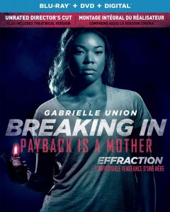 Breaking In: Unrated Director's Cut – Blu-ray/DVD Combo Edition