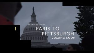 NATIONAL GEOGRAPHIC DOCUMENTARY FILMS ANNOUNCES BLOOMBERG PHILANTHROPIES' PARIS TO PITTSBURGH PREMIERING DECEMBER 12 AT 9PM ET/PT