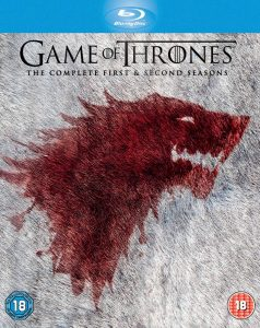 Game of Thrones: Seasons 1 & 2 – Blu-ray Edition
