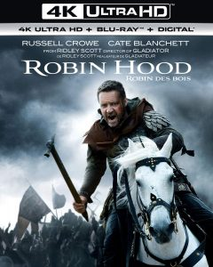 Robin Hood – 4K Ultra HD/Blu-ray Combo Edition
